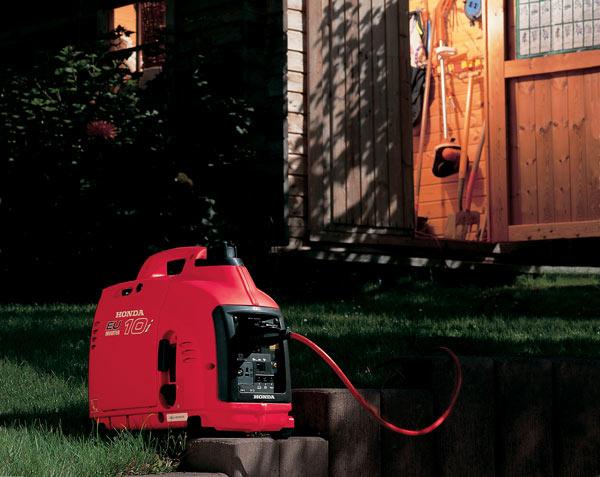 Notstromaggregat im Haus, Keller und Garage